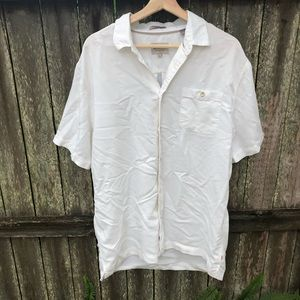Quicksilver Waterman Collection Men's Size L Shirt